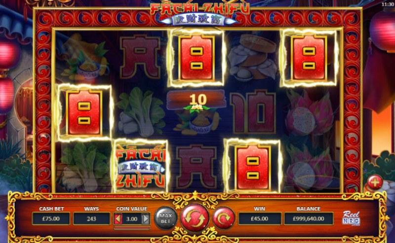 Fa Cai Zhi Fu :: Five of a kind