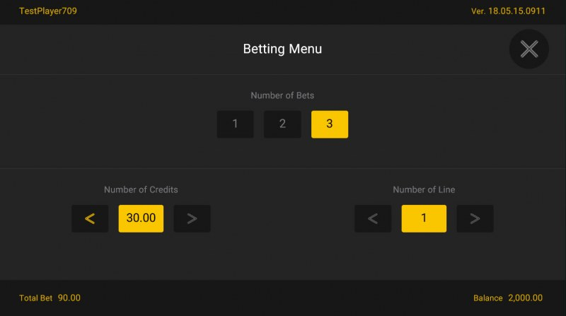 Fa Fa Fa :: Available Betting Options