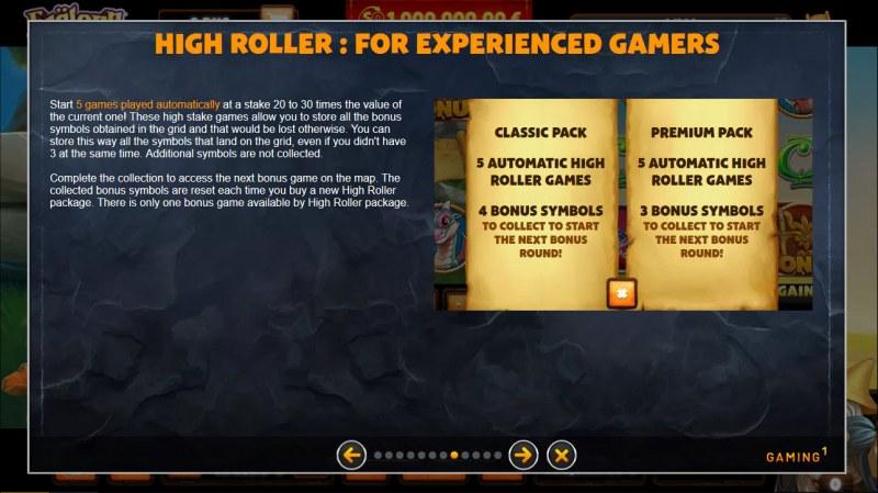 Faelorn Wild Heroes :: High Roller