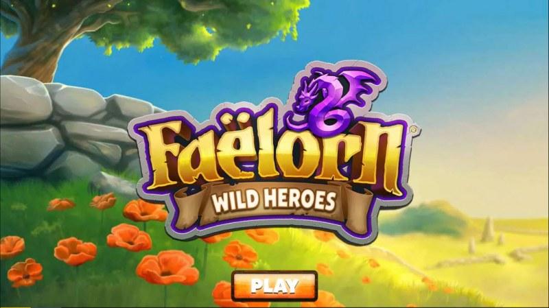 Faelorn Wild Heroes :: Introduction