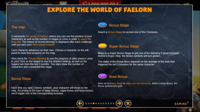 Faelorn Wild Heroes :: fea
