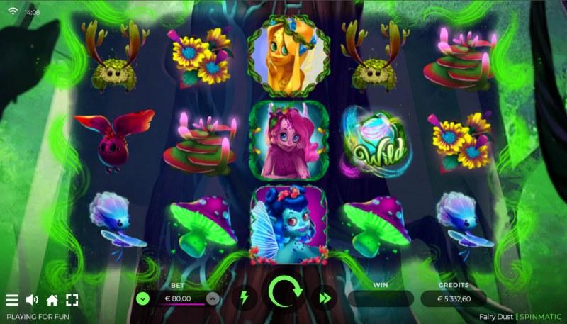 Fairy Dust :: Base Game Screen