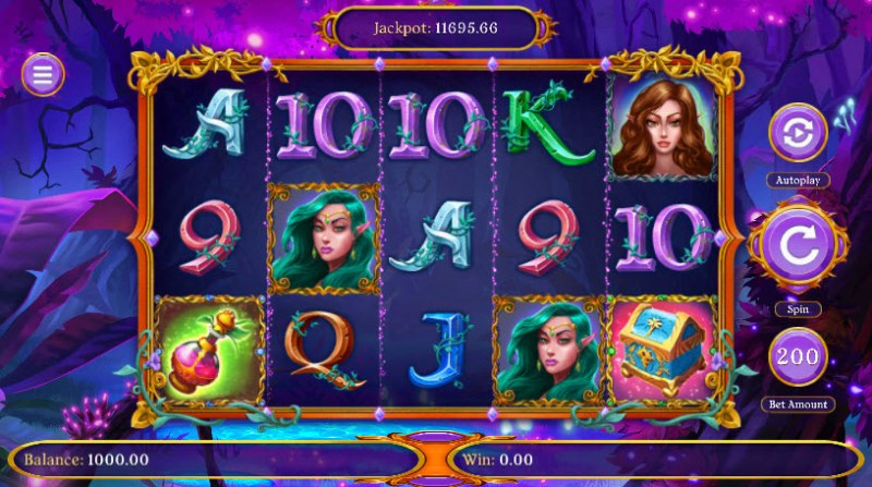 Fairy Fantasies :: Main Game Board