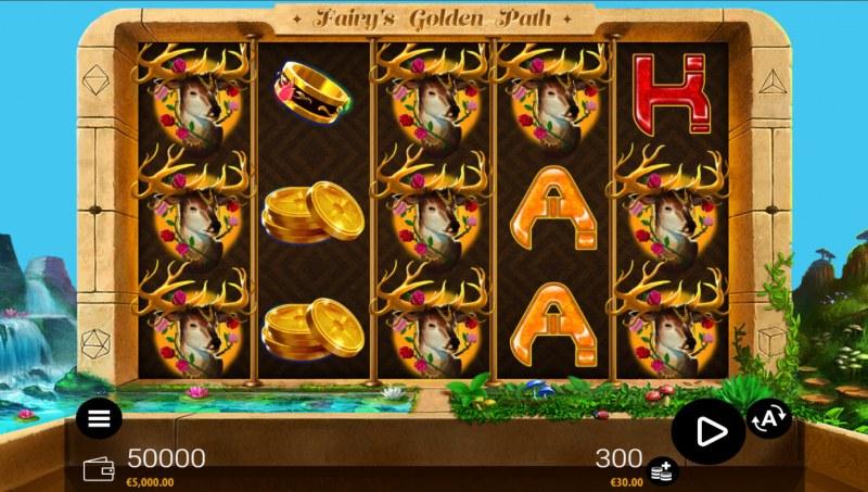 Fairy's Golden Path :: Base Game Screen