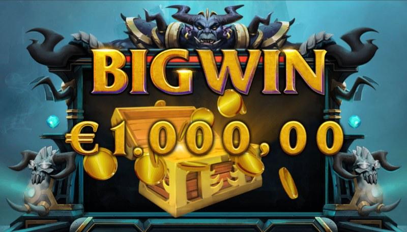 Fall of the Beast :: Big Win