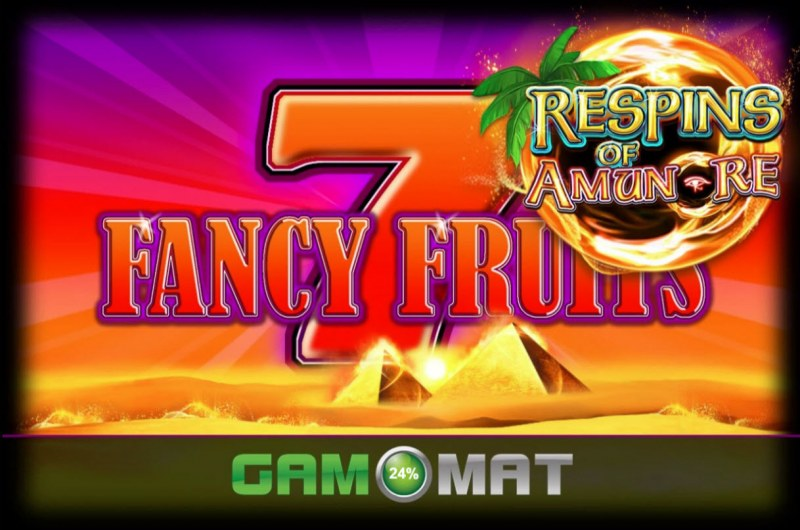 Fancy Fruits Respins of Amun Re :: Introduction