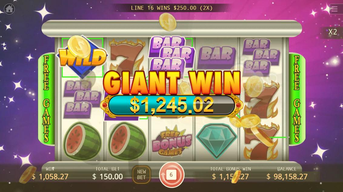Fast Blast :: Giant Win