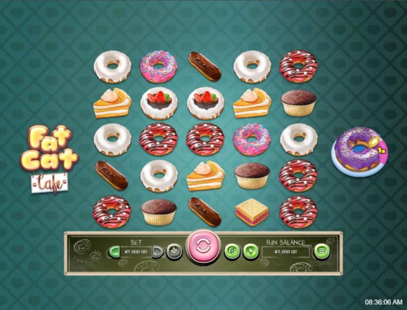 Fat Cat Cafe :: Main Game Board