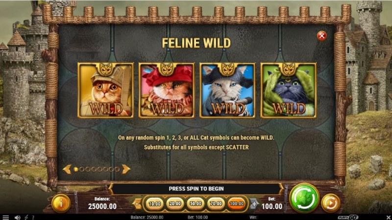 Feline Fury :: Feline Wild