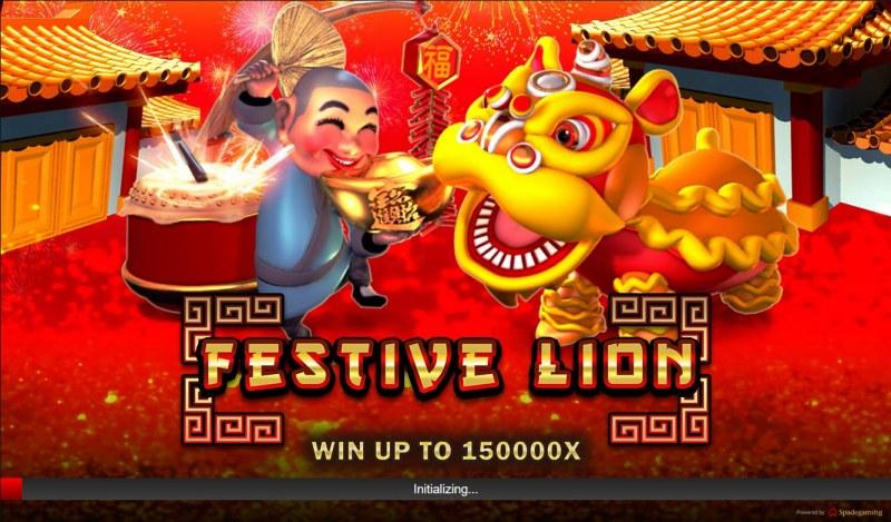 Festive Lion :: Introduction