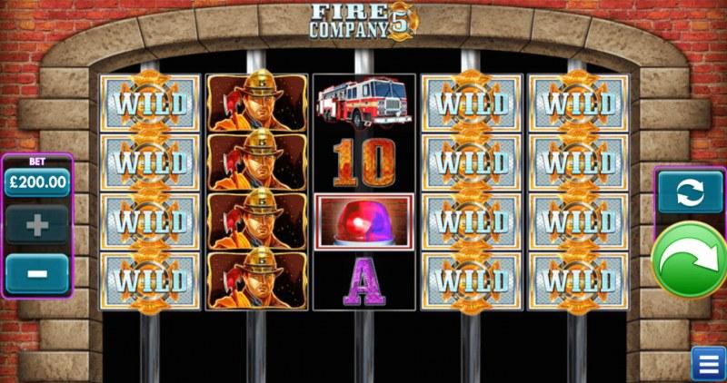Fire Company 5 :: Base Game Screen