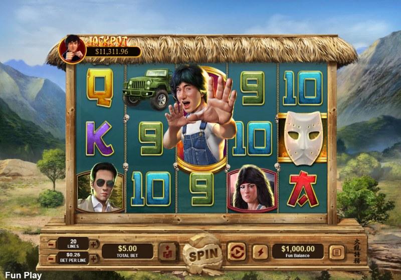 Fire Dragon :: Main Game Board