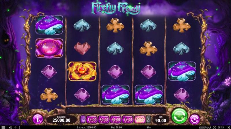 Firefly Frenzy :: Main Game Board