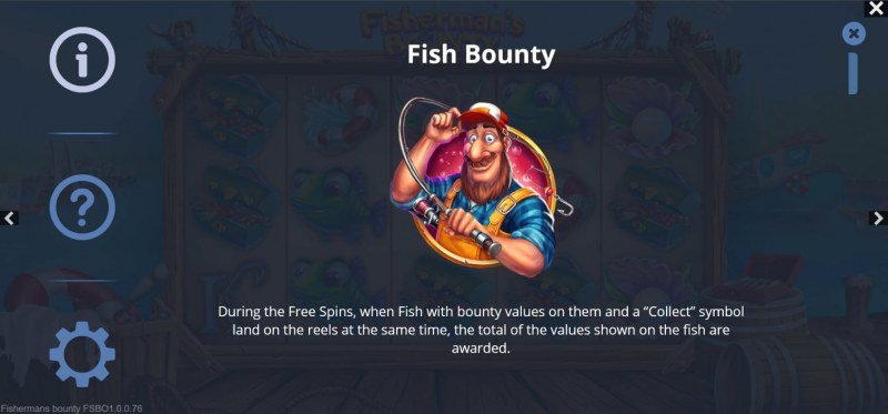 Fisherman's Bounty :: Feature Rules