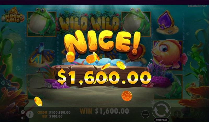 Fishin Reels :: Big Win