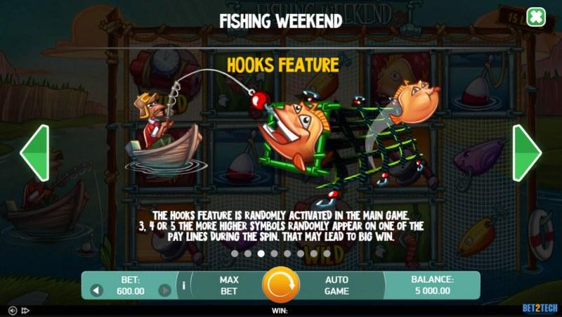 Fishing Weekend :: Hooks Feature