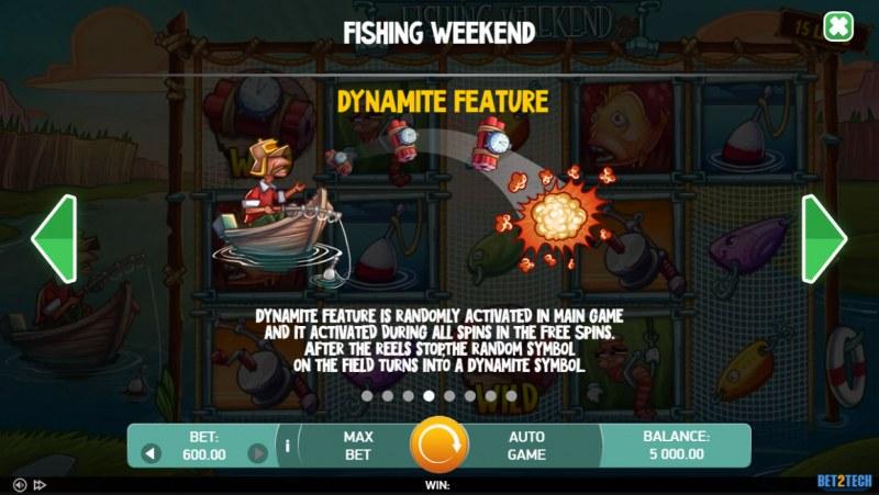 Fishing Weekend :: Dynamite Feature