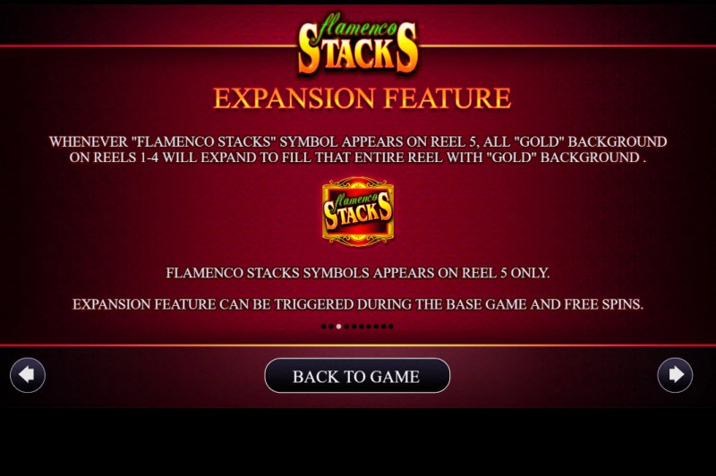Flamenco Stacks :: Expansion Feature
