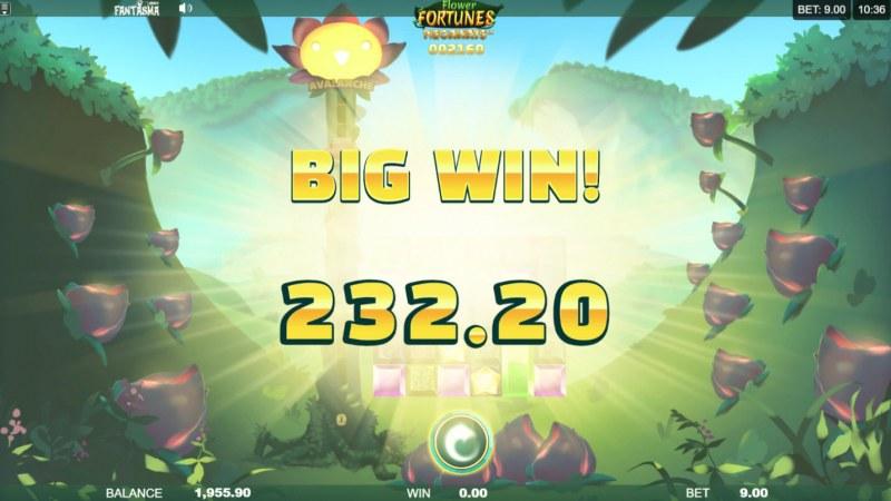 Flower Fortunes Megaways :: Big Win