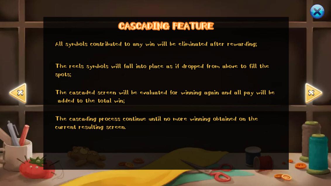 Fluffy Buddy :: Cascading Feature