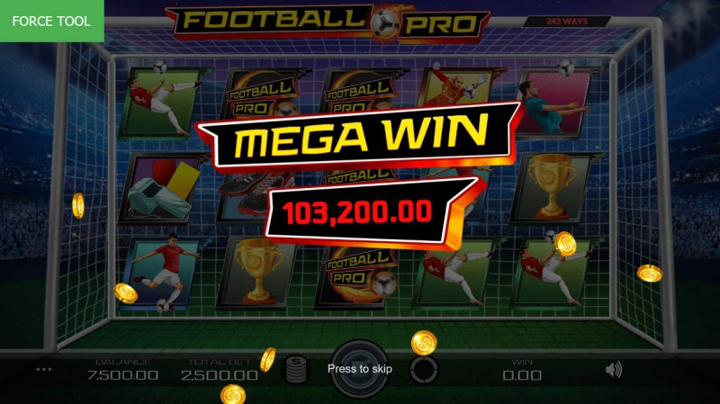 Football Pro :: Mega Win