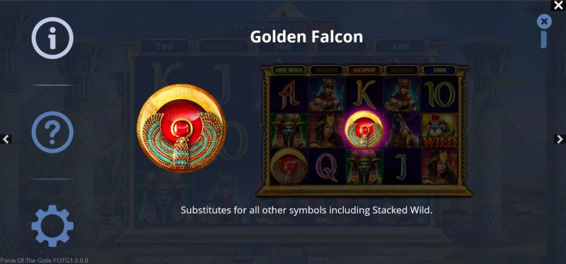 Force of the Gods :: Golden Falcon