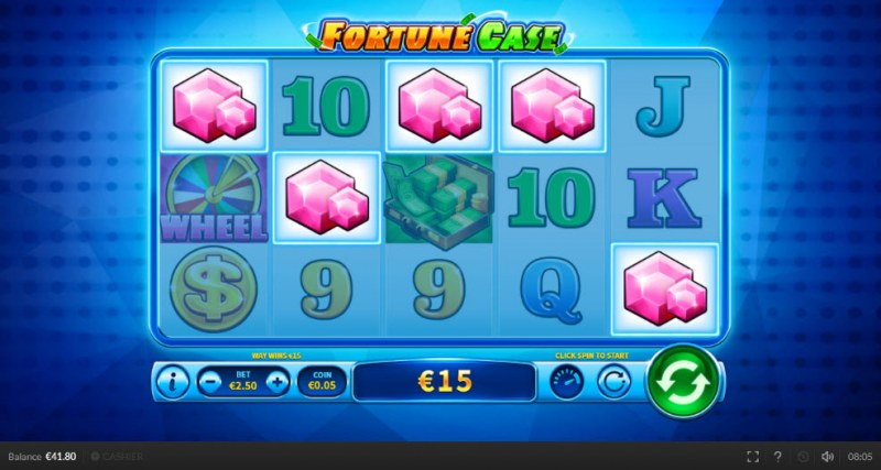 Fortune Case :: Five of a kind