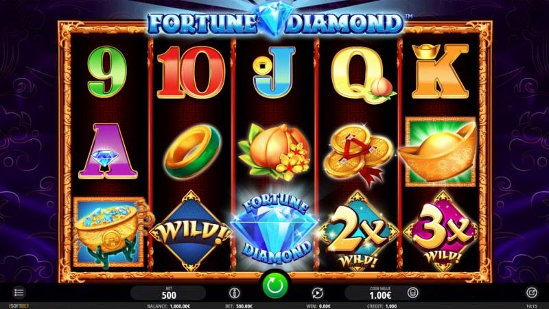 Fortune Diamond :: Main Game Board