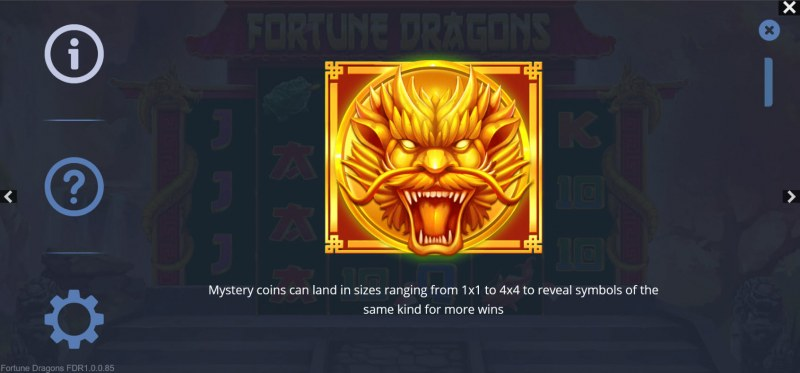 Fortune Dragons :: Mystery Feature