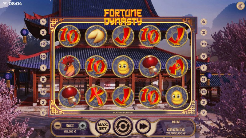 Fortune Dynasty :: Main Game Board