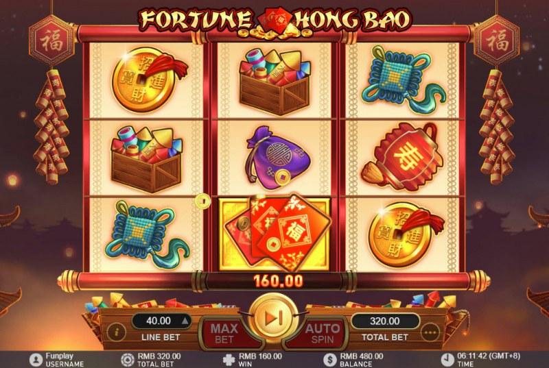 Fortune Hong Bao :: Scatter Win