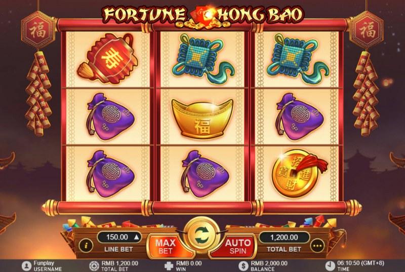Fortune Hong Bao :: Main Game Board