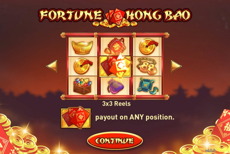 Fortune Hong Bao :: Introduction