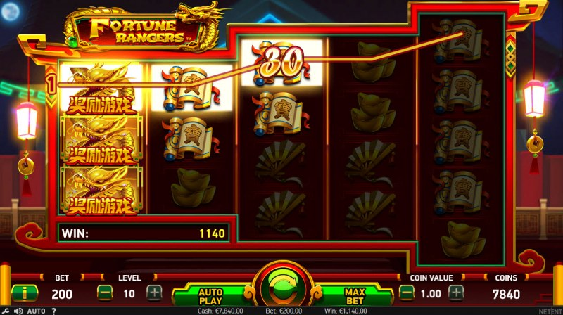 Play slots at Spinzilla: Spinzilla featuring the Video Slots Fortune Rangers with a maximum payout of $152,000