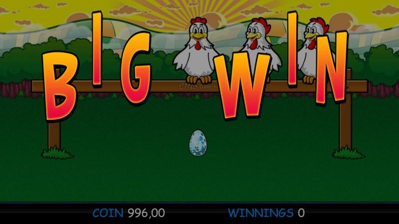 Fowl Play Gold :: Big Win