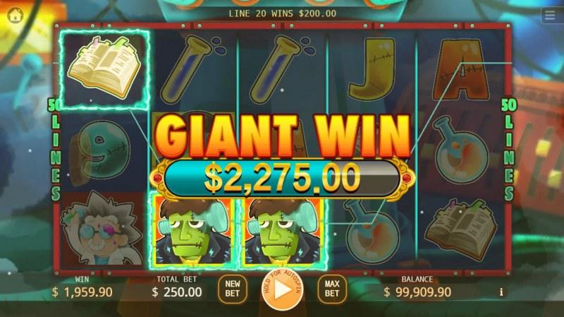 Frankenstein :: Giant Win