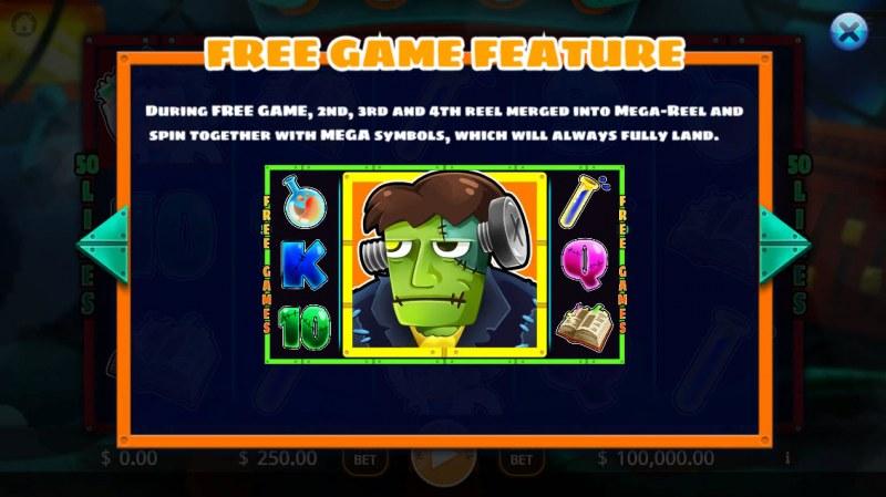 Frankenstein :: Free Games Feature