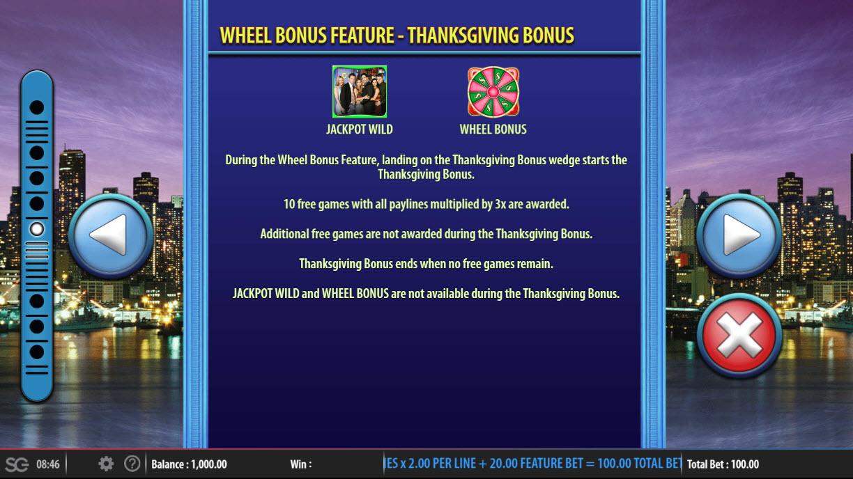 Friends :: Mystery Stacks Feature - Thanksgiving Bonus