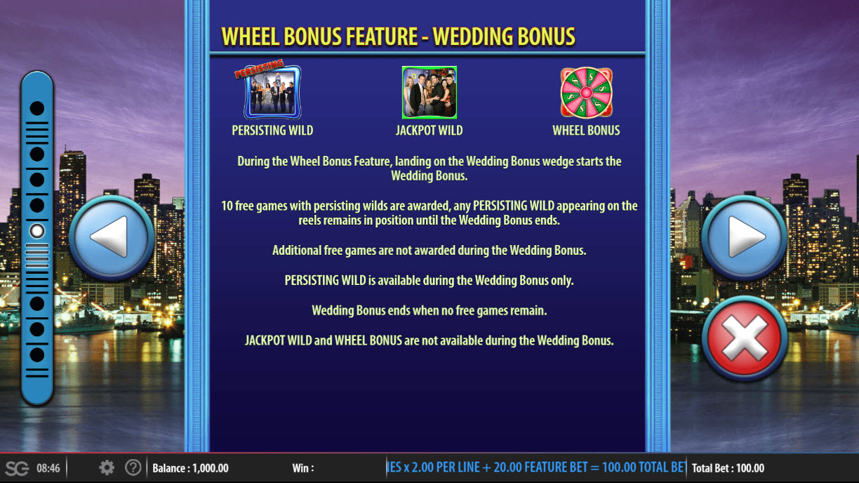 Friends :: Mystery Stacks Feature - Wedding Bonus