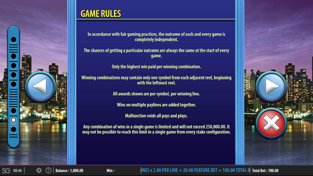 Friends :: General Game Rules