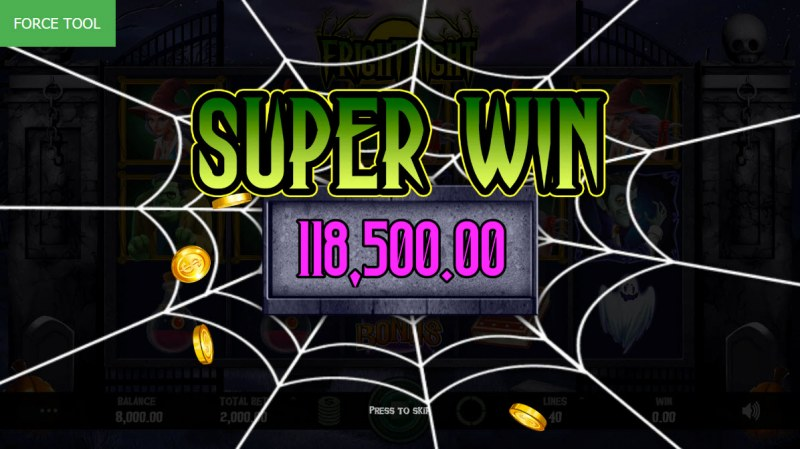 Fright Night :: Super Win