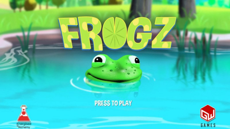 Frogz :: Introduction