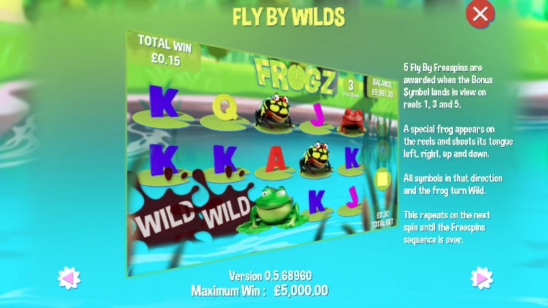 Frogz :: Fly By Wilds