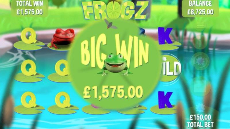 Frogz :: Big Win