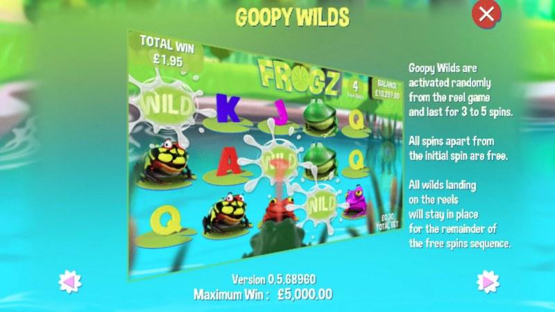 Frogz :: Gloopy Wilds