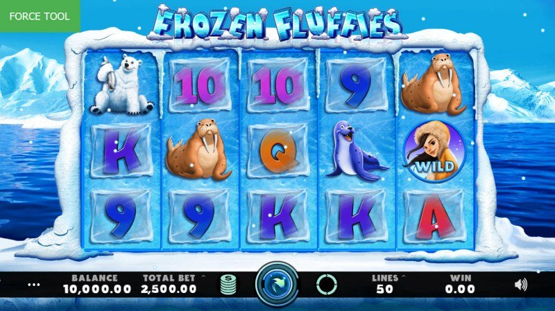 Frozen Fluffies :: Main Game Board