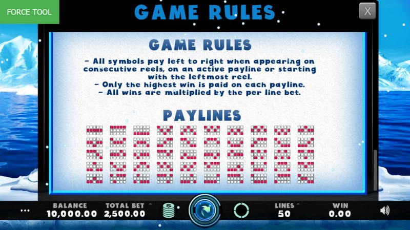 Frozen Fluffies :: General Game Rules
