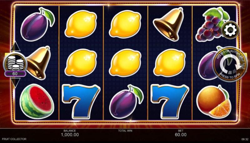 Fruit Collector :: Base Game Screen