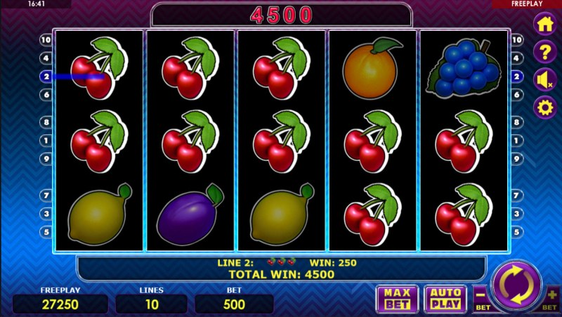 Fruit Express :: Five of a kind