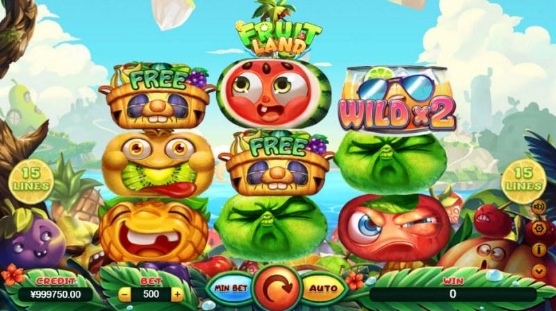 Fruit Land :: Main Game Board
